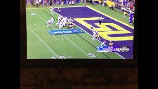 LSU vs LA Tech live gameplay