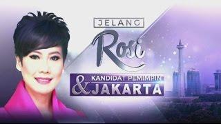 Video Jelang Debat ROSI dan Kandidat Pemimpin Jakarta download MP3, 3GP, MP4, WEBM, AVI, FLV April 2017