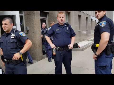 Joe Citizen Hoe Interview - Community Policing
