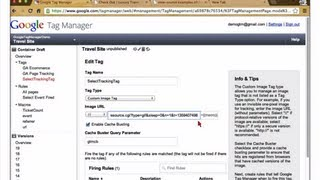 Google Tag Manager Technical Implementation Webinar