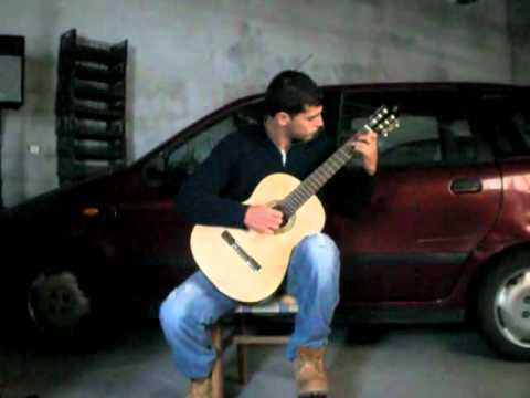 The best christmas song ever (Acoustic Guitar Cover By Leandro)