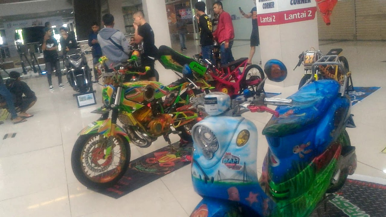 Custom Motor Di Batam Customotto