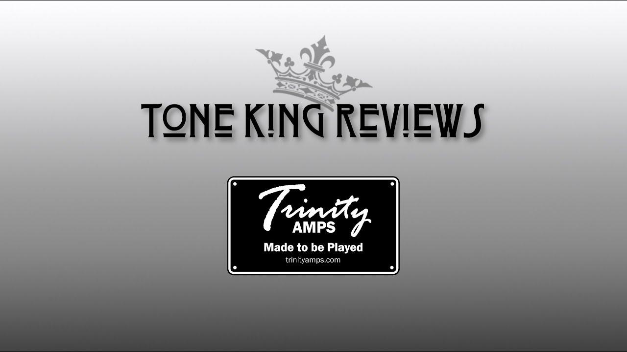 Trinity 18 | Trinity Amps
