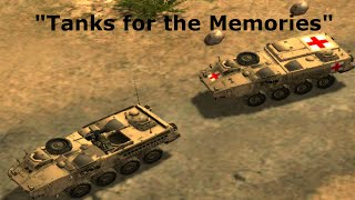"Emergency 4 - U.S. Army mod - Day 3 ""Tanks for the memories"""