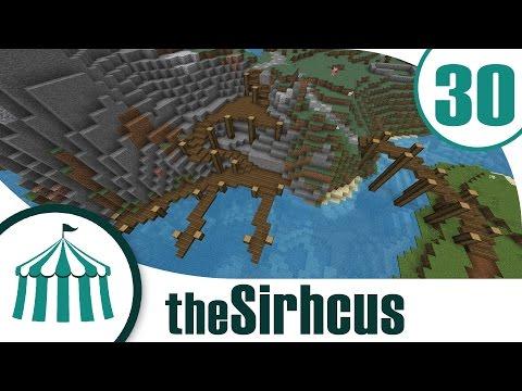 "The Sirhcus | Ep. 30 | ""North Shore"" | Vanilla Minecraft"