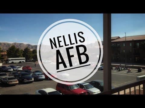 Nellis AFB Dorm Tour #2