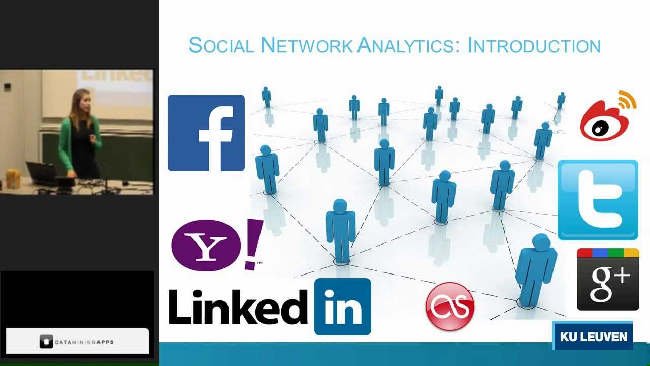 social network analytics