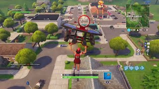 how to find slam dunk in fortnite