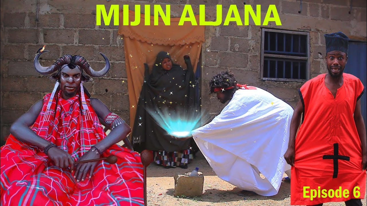 Download MIJIN ALJANA Episode 6 full Film, kalli yadda ake auren Aljana, #rahila mai Abin Al,ajabi