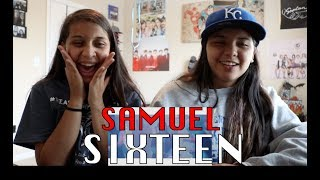 Video Samuel(사무엘) 'Sixteen' MV (Feat. 창모) REACTION! download MP3, 3GP, MP4, WEBM, AVI, FLV Oktober 2017