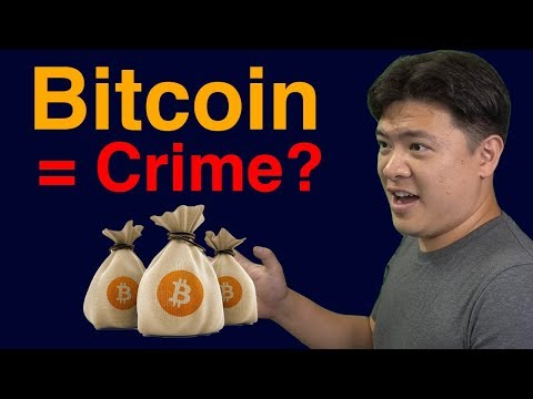 Bitcoin is For Criminals?