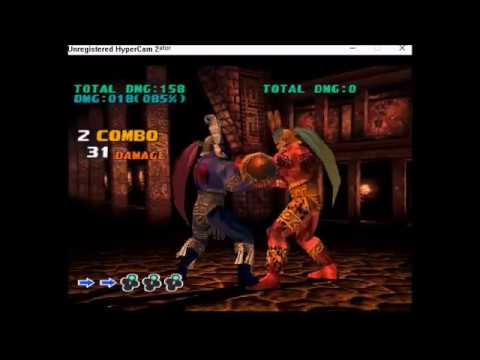 Ogre S Alternative First Outfit Skin For Tekken 3 Youtube