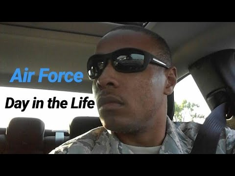 A Day in the Life in the Air Force | Finance | Vlog 43
