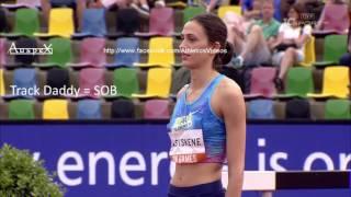 Maria Lasitskene (Kuchina) 2.04m PB WL, Hengelo 2017