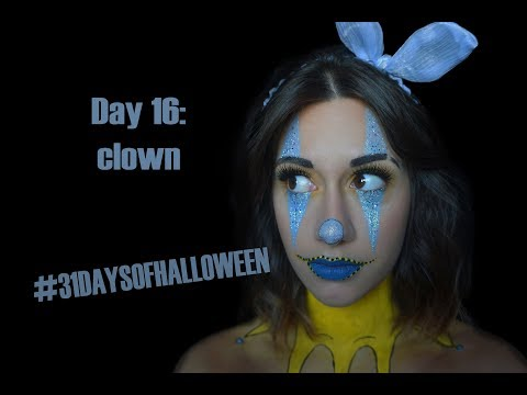 DAY 16 - Clown | Laura Millan
