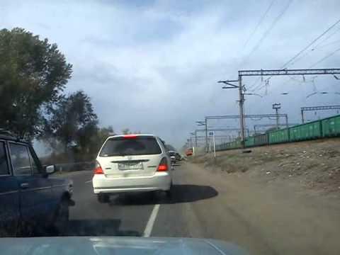 Авария трасса Новоалтайск-Барнаул