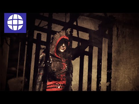 Trying my new game (Assassin's Creed Chronicles China) |