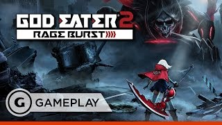 God Eater 2: First 20 Minutes of Gameplay