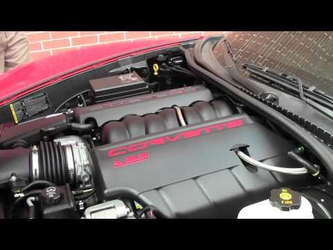 2011 Corvette Grand Sport 3LT