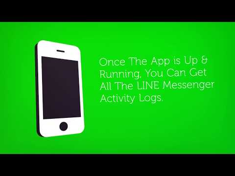 How To Spy Line Messenger App Online Chat With TheOneSpy Line Spy Software