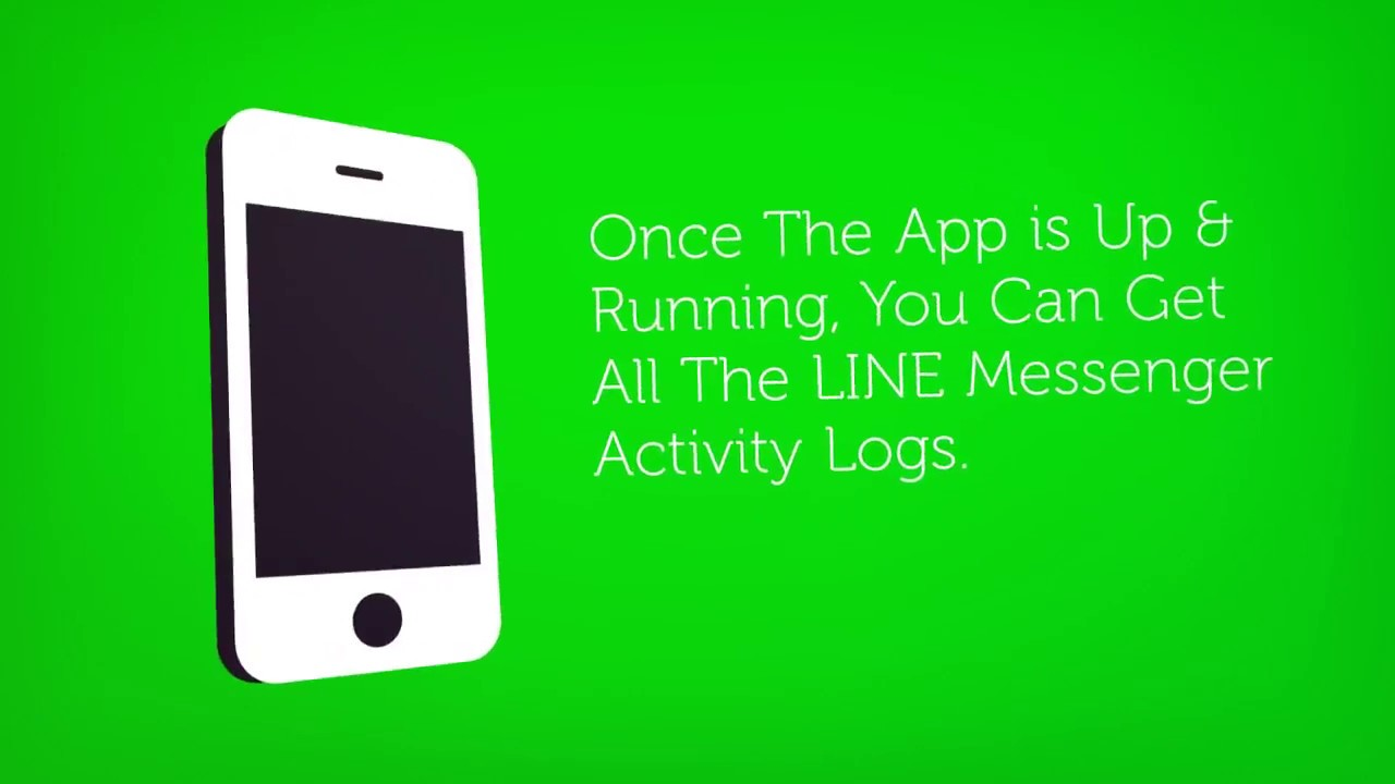 Why you need our LINE Messenger monitoring feature