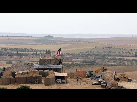 US, Turkish forces begin joint Syria patrols as Turkey continues to strike Kurds