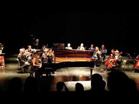 ELISA RUMICI plays Mozart: Piano Concerto n 9 k271