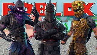 FORTNITE   Roblox Adventures - Roblox Gameplay