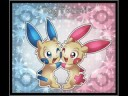 Plusle & Minun - Best Friend