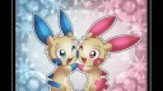 Repeat youtube video Plusle & Minun - Best Friend