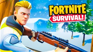 Welcome to Fortnite *SURVIVAL* Mode