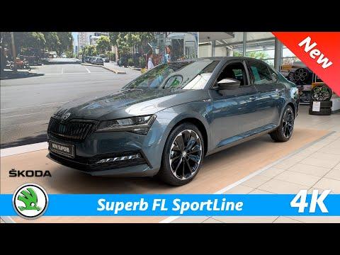 Škoda Superb FL