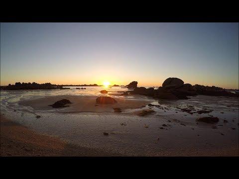 Mini-film HD : randonnée sous-marine à Rudoloc (Bretagne) 2016