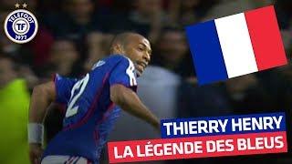Thierry Henry, la légende
