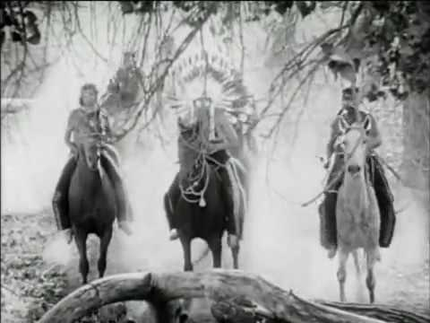 Serial 1931 Battling with Buffalo Bill Chapter 05 of 12 The Fatal Plunge Tom Tyler as Will