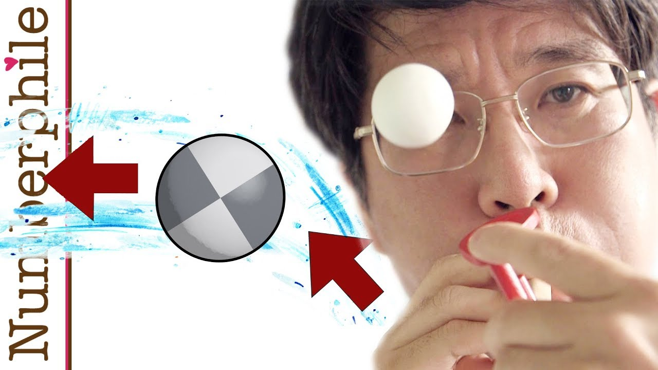 Floating Balls and Lift - Numberphile