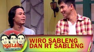 Ada Wiro Sableng dan RT Sableng - Ngelaba