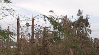 Comstock WI Tornado Footage