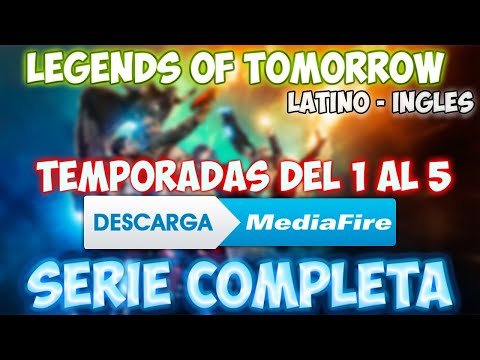 Legends of Tom0rrow 5x05 TEMP0RADA 5 CAP 5 [Latino - Ingles] M3DIAFIRE | SERI3 C0MPLETA