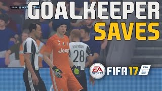 FIFA 17 Best Goalkeeper Saves Compilation (Pro Clubs)