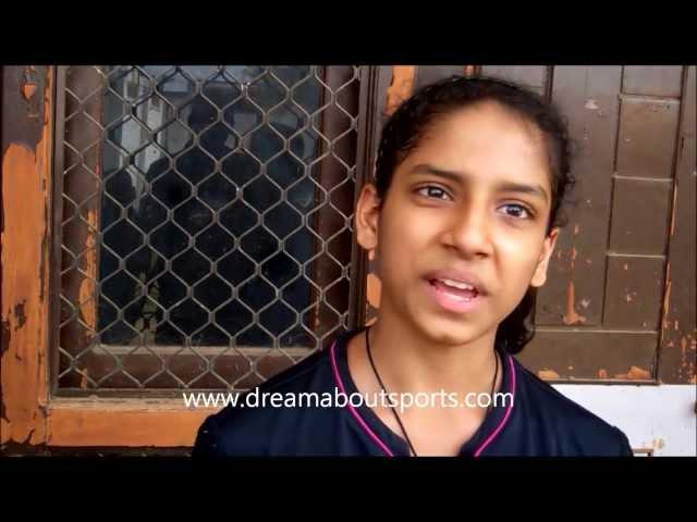 Rising Stars - Simran Singh U-13 national badminton champion