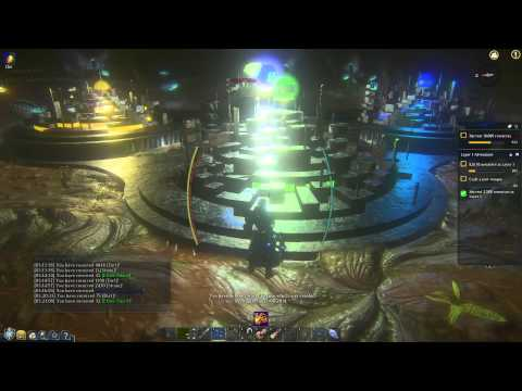 Screwing about with Everquest Landmark