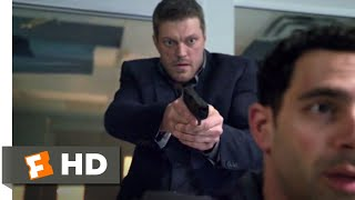 Interrogation (2016) - Server Room Fight Scene (2/5) | Movieclips