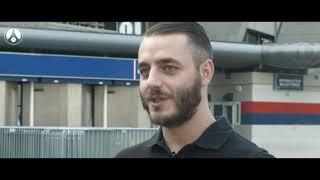 Interview de Romain Mabille