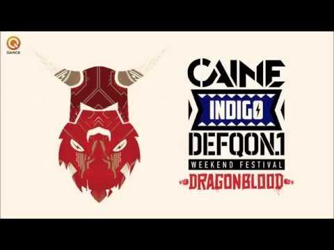 Caine @ Defqon.1 2016 Indigo (Full Live Set)