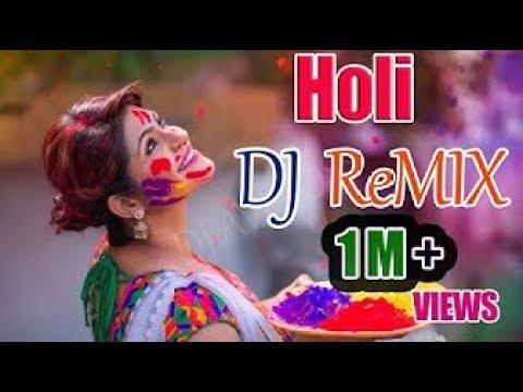 holi-latest-non-stop-dj-remix-bollywood-songs-2019