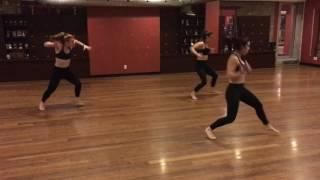 Take My Breath Away Choreographed by Lianne Tammi