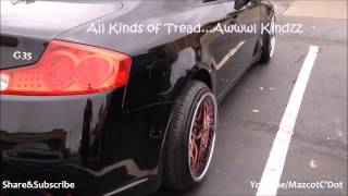 loud infiniti nissan exhaust vq engine notes launch sound