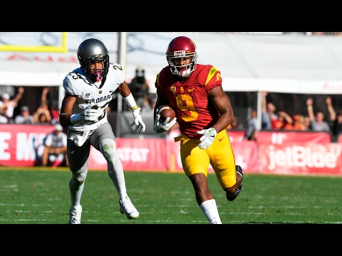Juju Smith-Schuster highlights: Speedy receiver brings impressive resume to NFL draft