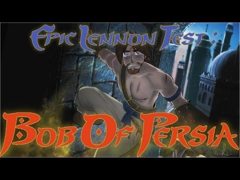 Epic Lennon Test : Prince Of Persia